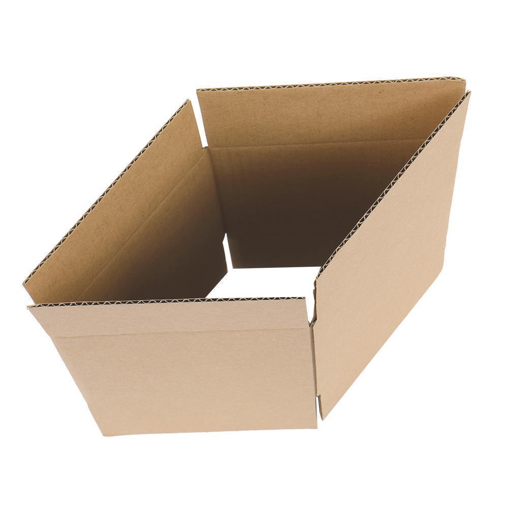 thumbnail 4 - 100-1000-PREMIUM-Cardboard-Paper-Boxes-Mailing-Packing-Shipping-Box-8x6x4-6x4x4