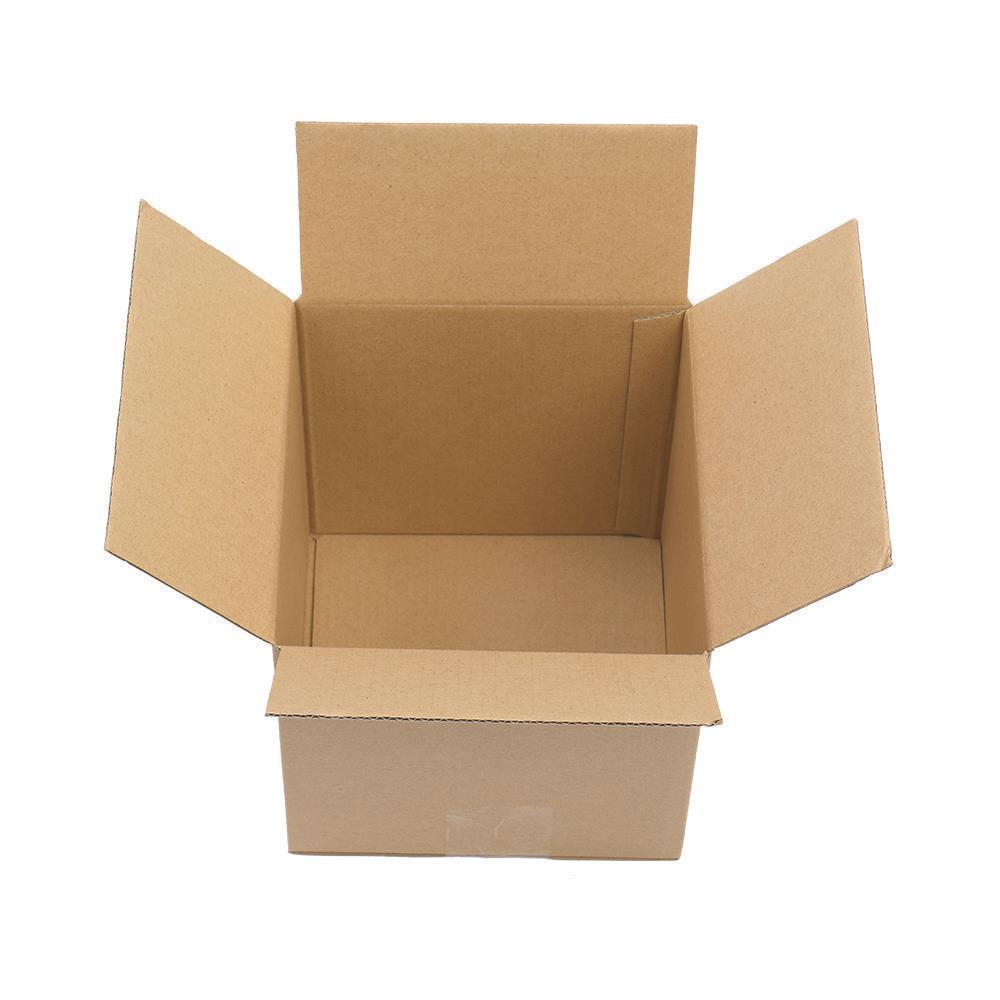 thumbnail 14 - 100-1000-PREMIUM-Cardboard-Paper-Boxes-Mailing-Packing-Shipping-Box-8x6x4-6x4x4
