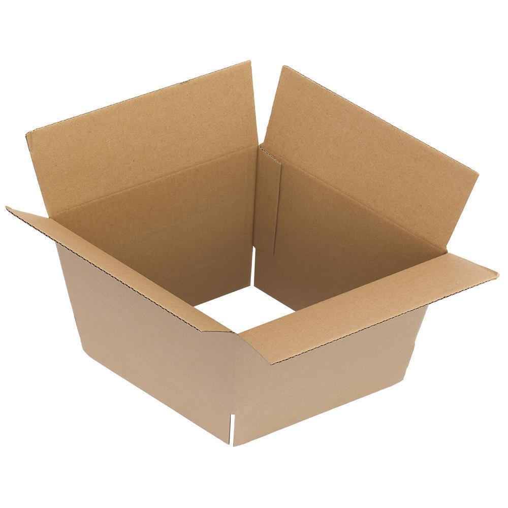 thumbnail 13 - 100-1000-PREMIUM-Cardboard-Paper-Boxes-Mailing-Packing-Shipping-Box-8x6x4-6x4x4