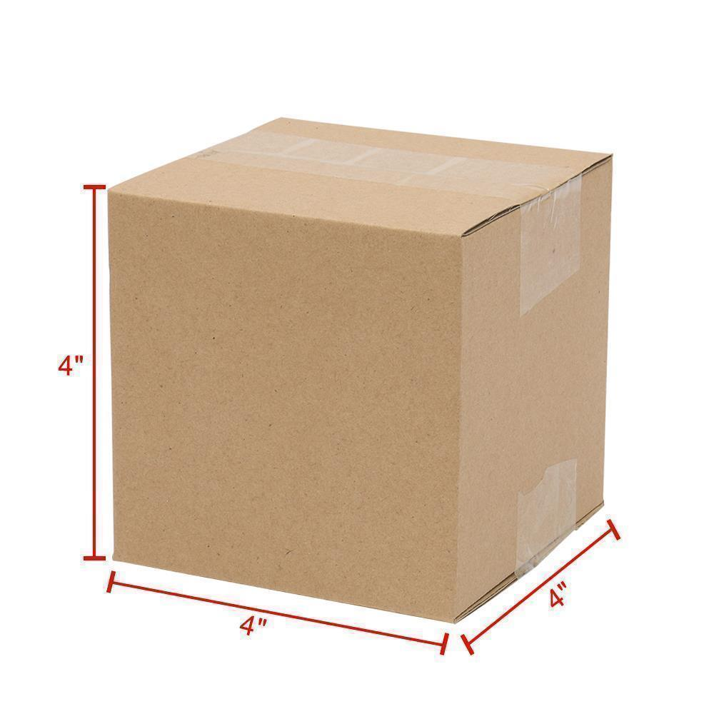 thumbnail 6 - 100-1000-PREMIUM-Cardboard-Paper-Boxes-Mailing-Packing-Shipping-Box-8x6x4-6x4x4