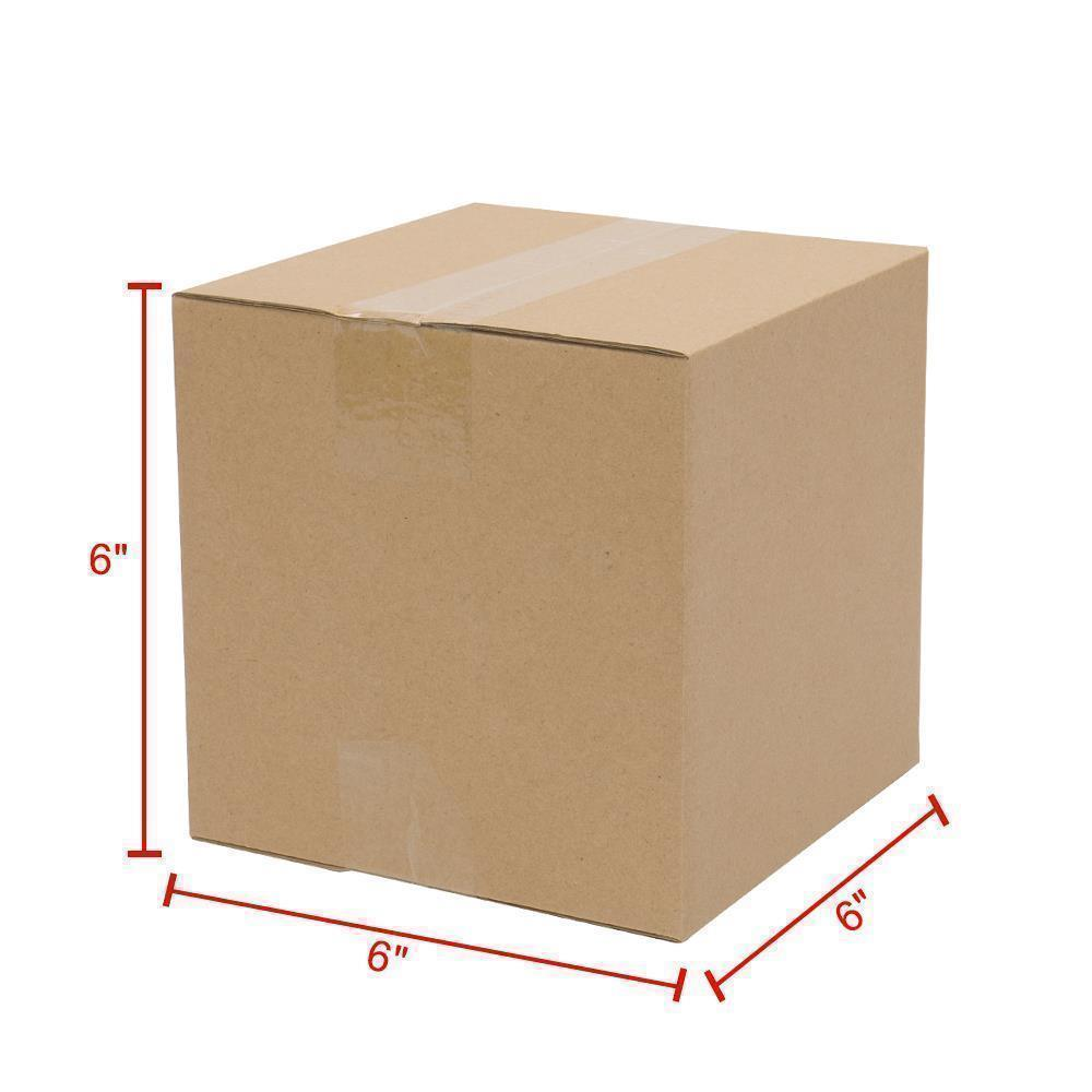 thumbnail 15 - 100-1000-PREMIUM-Cardboard-Paper-Boxes-Mailing-Packing-Shipping-Box-8x6x4-6x4x4