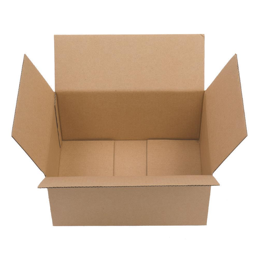 thumbnail 18 - 100-1000-PREMIUM-Cardboard-Paper-Boxes-Mailing-Packing-Shipping-Box-8x6x4-6x4x4